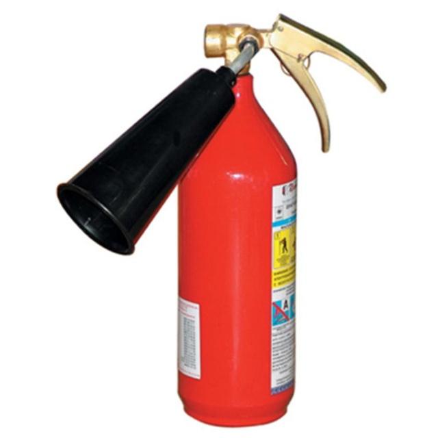 Огнетушитель углекислотный 1 литр