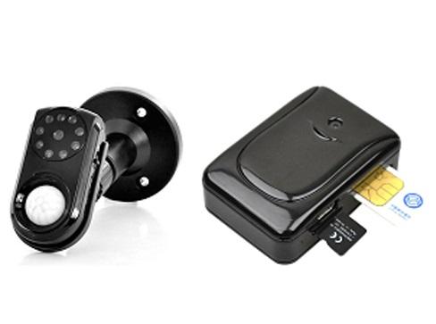 Крепление GSM камеры