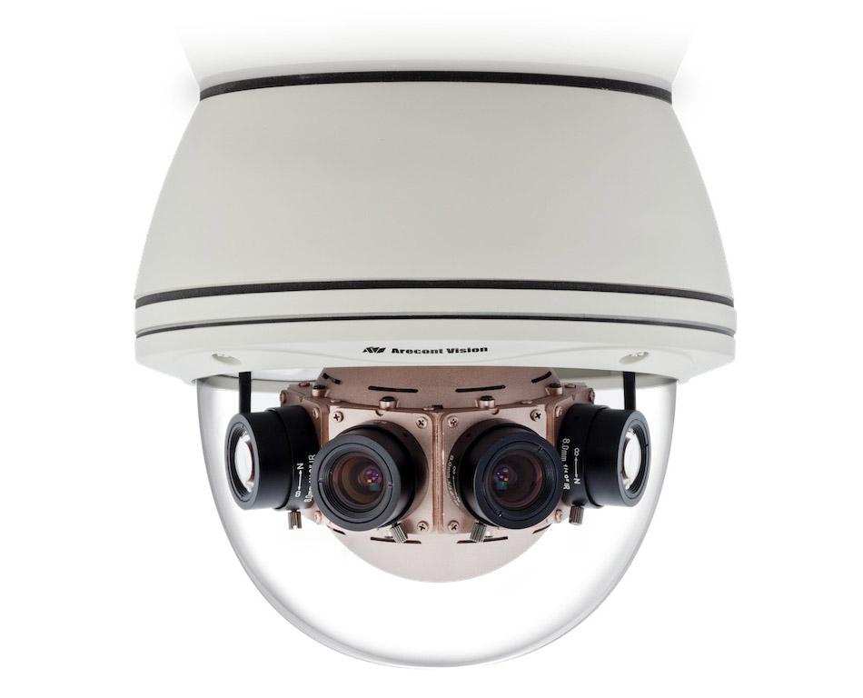 IP панорамная камера