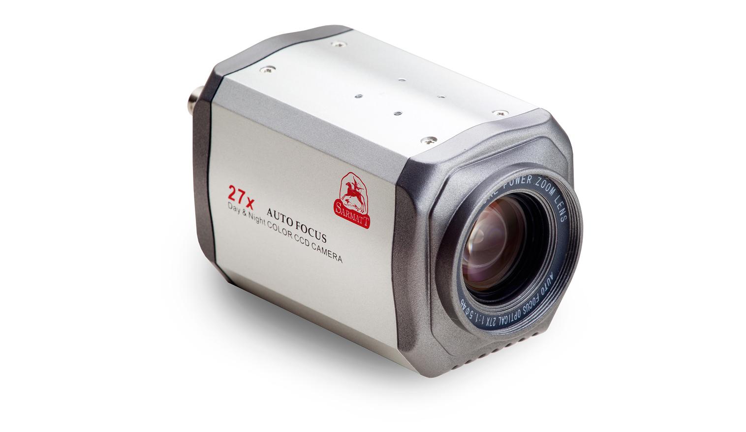 Корпусная видеокамера Sarmatt SR-C48Z27