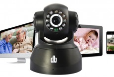 Wi-Fi камера видеонаблюдения