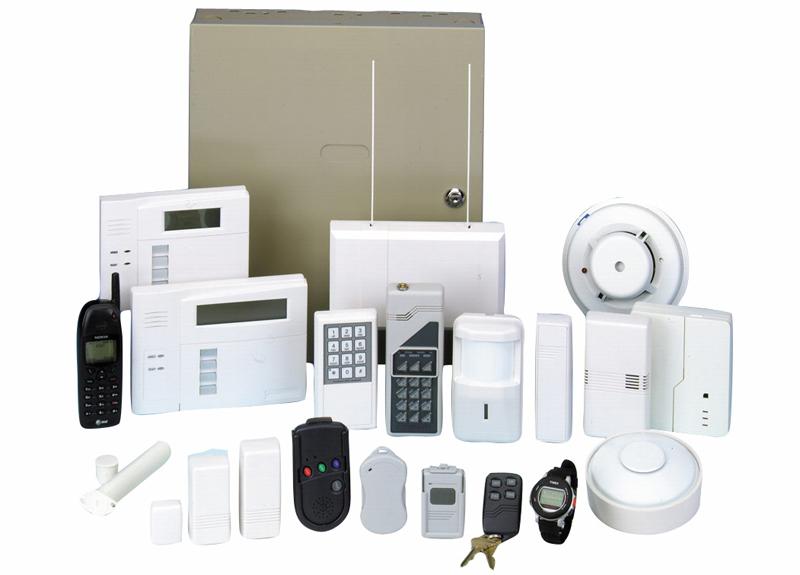 Виды охранной сигнализации GSM