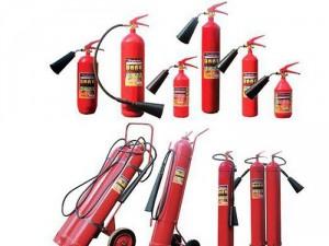 Виды хладоновых огнетушителей