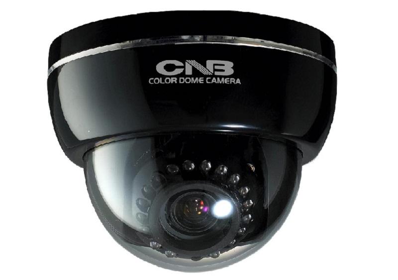 Купольная антивандальная камера с ИК подсветкой CNB-LBM-21VF