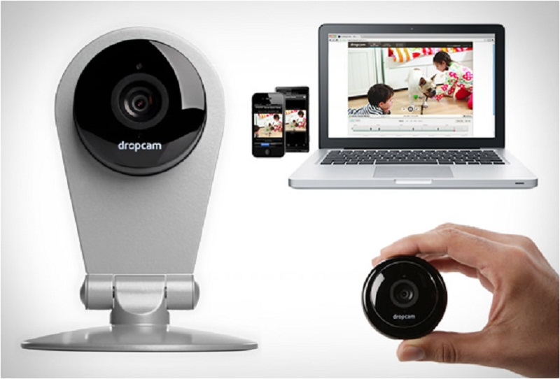 Маленькая WiFi Камера dropcam hd wifi wireless monitor camera