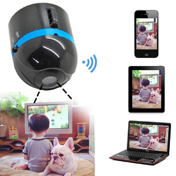 Применение Wi-Fi камер