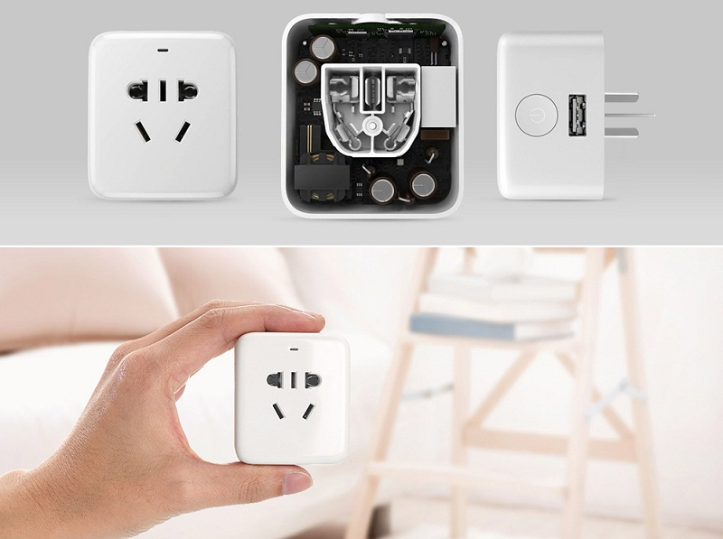 Розетка WiFi Smart Socket