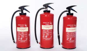 Angus Fire T6G Tridol Foam Spray
