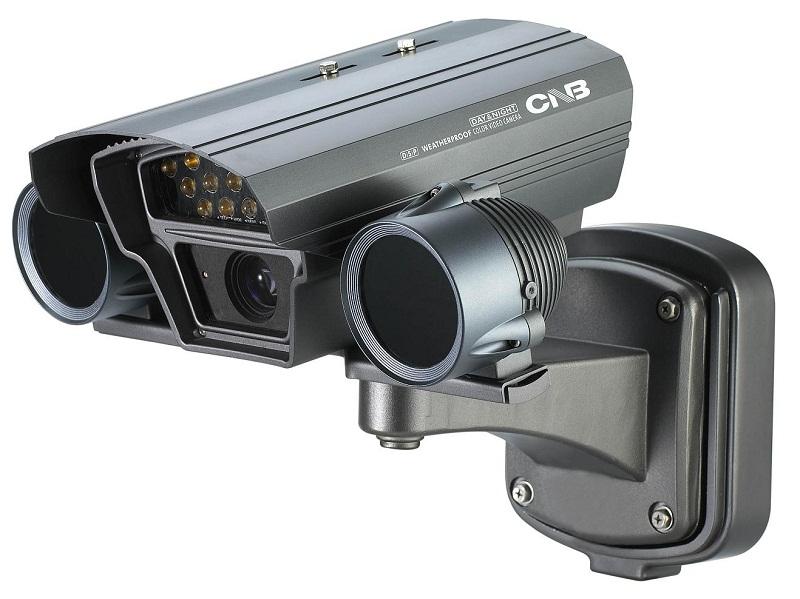 CNB-BE7813PCR Цв. всепогодная камера с ик-подсветкой