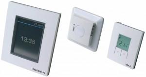 Разновидности терморегуляторов для теплого пола