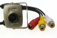 Мини-камеры видеонаблюдения