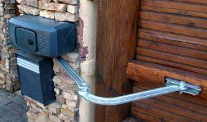 Автоматика для распашных ворот Roger