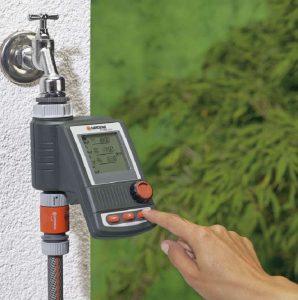 Автоматическая розетка подачи воды Gardena MultiControl