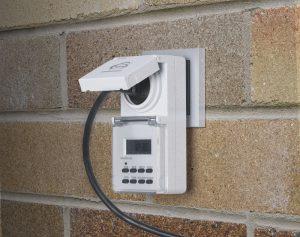 Автоматическая розетка a026139 Elektrostandard