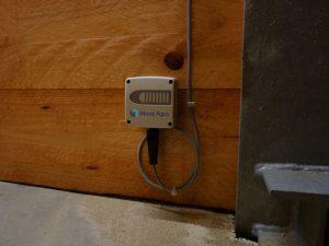 Датчик концентрации CO2 Mooij Agro