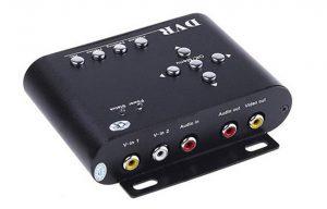 Двухканальный мини видеорегистратор