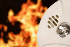 Пожарный тепловой извещатель