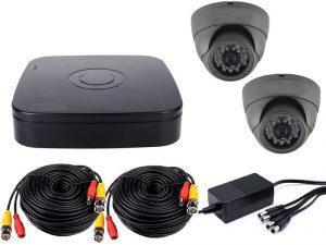 Комплект видеонаблюдения - Antey