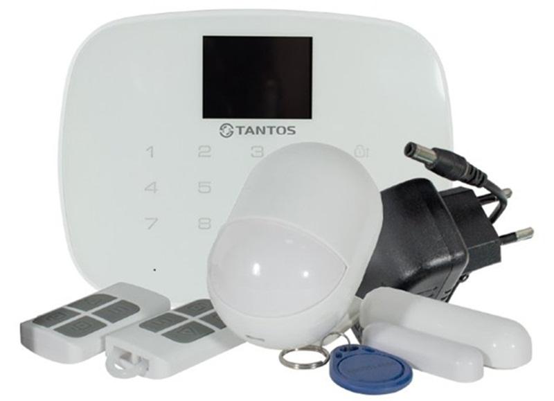 Комплект радиоканальной сигнализации с GSM модулем TANTOS PROTEUS kit