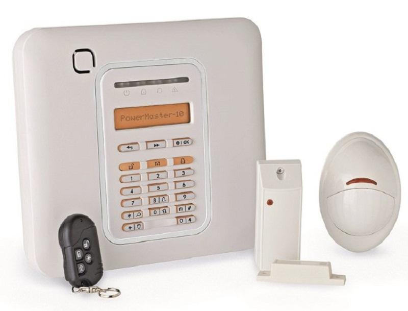 Радиоканальная система охранной сигнализации Visonic PowerMaster-10 G2