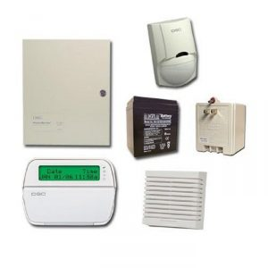 Digital Security Controls PC 1832