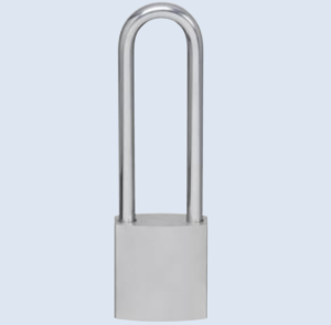 HPM Padlock with Extra Long Shackle