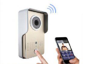 YAMAY ELECTRONICS CO., LTD. Смарт wi-fi дверной домофон