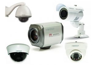 Виды камер уличниго видеонаблюдения