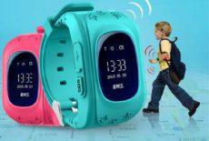 Детские часы-телефон с GPS