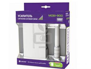 Комплект для усиления сотового сигнала LOCUS MOBI-900 City