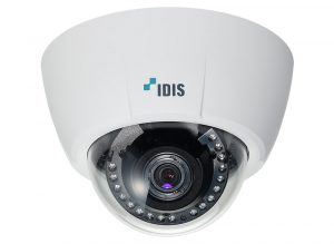 Купольная IP-камера IDIS