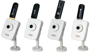 Подключение камер с помощью 3G-модемов