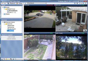 Программа для видеонаблюдения NVR milestone xprotect go