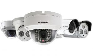 Цифровые камер Hikvision
