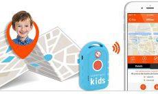 GPS-трекер для детей