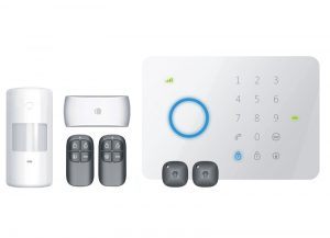 GSM сигнализация для дома FALCON EYE i-Touch