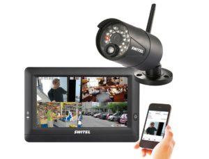 Беспроводная камера видеонаблюдения Switel