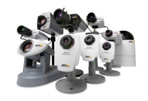 Беспроводные камеры видеонаблюдения виды