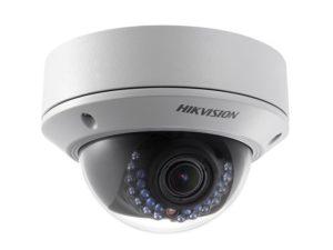 Вандалозащищенная IP-камера Hikvision DS-2CD2742FWD-IS - 2258